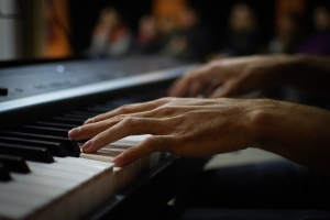 Albert técnico sonido pianista tocalelafibra