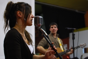 Marina cantante tocalelafibra